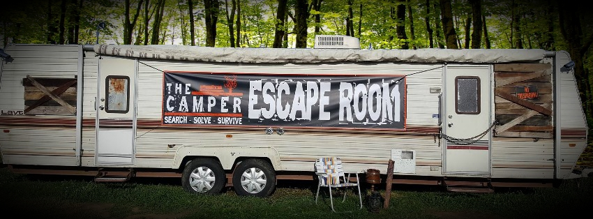 The Camper Escape Room - Bloodshed Farms Haunted House